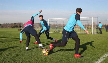 Sao Tottenham 'dau da' dien cuong truoc ngay gap Man City - Anh 10