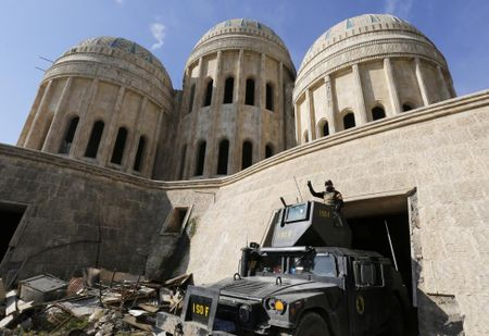 Dac nhiem Iraq thua thang xoc toi o thanh pho Mosul - Anh 2