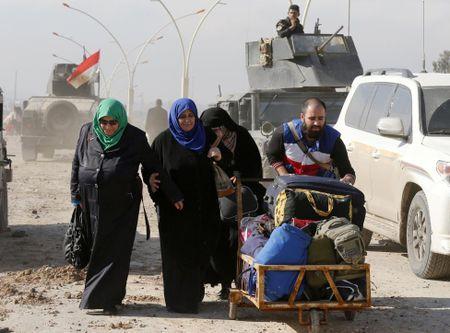 Dac nhiem Iraq thua thang xoc toi o thanh pho Mosul - Anh 7
