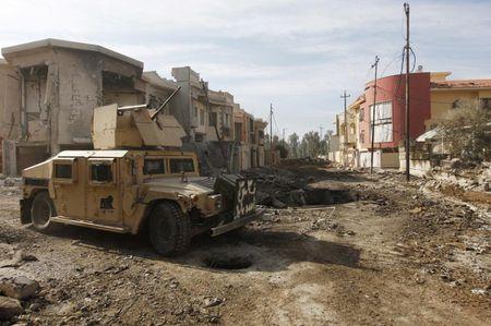 Dac nhiem Iraq thua thang xoc toi o thanh pho Mosul - Anh 8