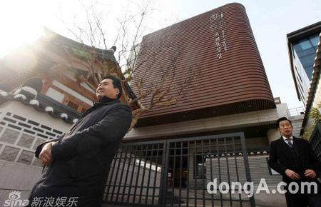 Loat anh hiem hoi trong dam cuoi Bi Rain va Kim Tae Hee - Anh 7