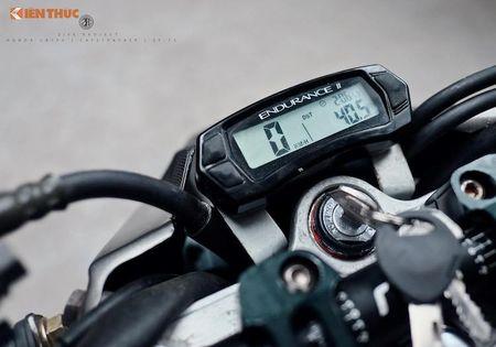 Honda CB750 'lot xac' cafe tracker don Tet tai Ha thanh - Anh 5