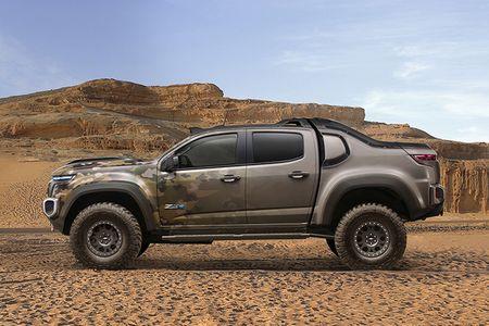 Colorado ZH2 - khi Chevrolet 'dan than' vao binh nghiep - Anh 2