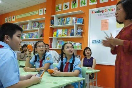 Chat luong hoc sinh hoc tieng Anh chuong trinh 10 nam nang cao ro ret - Anh 1