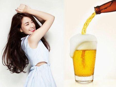 Cach lam dep tu bia cho lan da trang su - Anh 1
