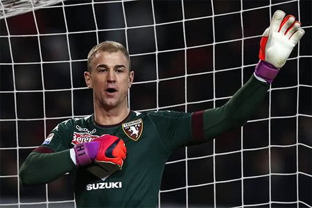 Pep Guardiola hay mo long voi Joe Hart! - Anh 1