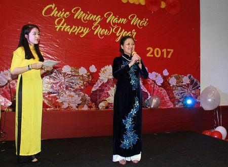 Nu y ta tuong lai tro thanh hoa khoi du hoc sinh Viet Nam tai New York 2017 - Anh 2