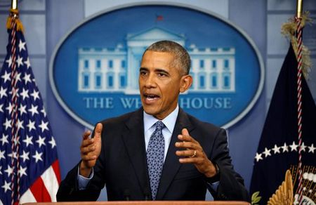 Tong thong Barack Obama giai thich nguyen nhan Donald Trump thang cu - Anh 1