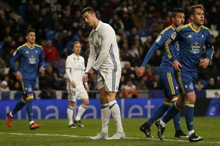 Real Madrid thua soc Celta Vigo o tu ket Cup Nha vua - Anh 2