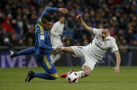 Real Madrid thua soc Celta Vigo o tu ket Cup Nha vua - Anh 3