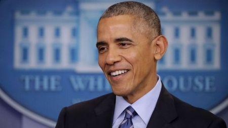 Ong Obama tiet lo viec se lam ngay sang dau tien man nhiem - Anh 1