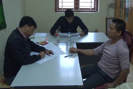 Tham an o Hung Yen: Chong giet vo va me vo luc rang sang - Anh 1