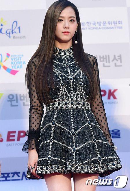 Seoul Music Awards: Loat idol nu kho so che chan vi vay ngan - Anh 11