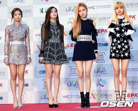 Seoul Music Awards: Loat idol nu kho so che chan vi vay ngan - Anh 6