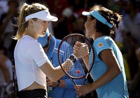 """Australian Open: My nhan Bouchard """"ho bao"""" dep xuat sac - Anh 1"""