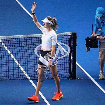 """Australian Open: My nhan Bouchard """"ho bao"""" dep xuat sac - Anh 3"""