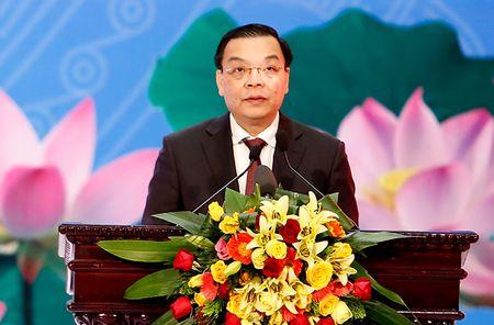 Bo truong Chu Ngoc Anh lam Chu tich Hoi dong Vien KH&CN Viet - Han - Anh 1