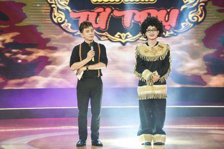 Minh Dung lap cu dup giai thuong tai Tieu Lam Tu Tru - Anh 2