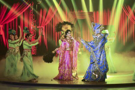 Minh Dung lap cu dup giai thuong tai Tieu Lam Tu Tru - Anh 3