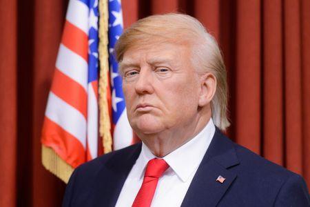 Lo tuong sap Donald Trump truoc them le nham chuc - Anh 4