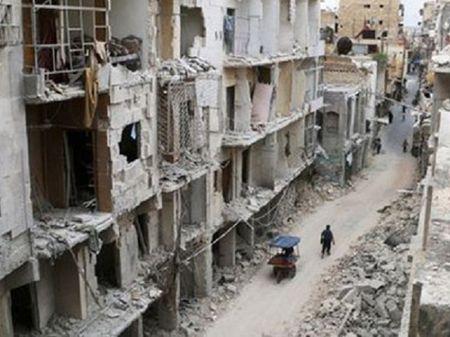 Nhom phien quan lon nhat khong tham du hoa dam Syria o Astana - Anh 1