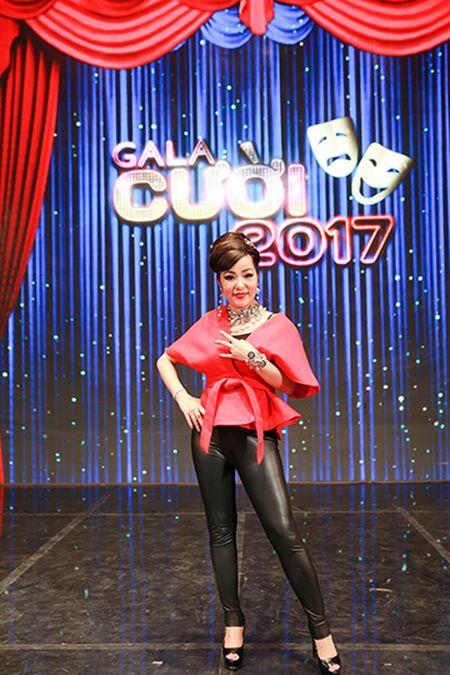 Thuy Nga, Tu Long khac la trong Gala cuoi 2017 - Anh 1