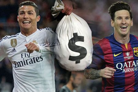 Luong Ronaldo, Messi thua xa... nguoi danh xe La Ma - Anh 1