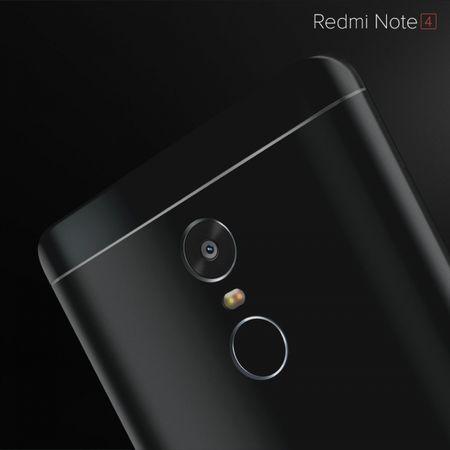 Xiaomi ra mat Redmi Note 4 dung Snapdragon 625, RAM 4GB, camera cai tien, them mau den nham - Anh 2