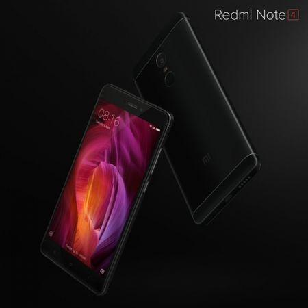 Xiaomi ra mat Redmi Note 4 dung Snapdragon 625, RAM 4GB, camera cai tien, them mau den nham - Anh 3