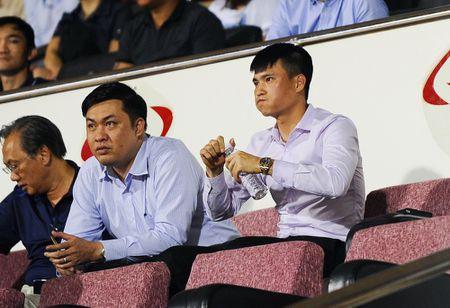 Cong Vinh dan doi chao cam on CDV - Anh 5