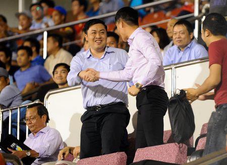 Cong Vinh dan doi chao cam on CDV - Anh 7