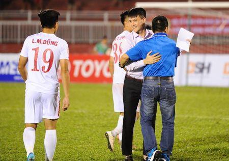 Cong Vinh dan doi chao cam on CDV - Anh 9