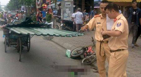 TP.HCM se xu nghiem xe tho so cho hang hoa cong kenh - Anh 1