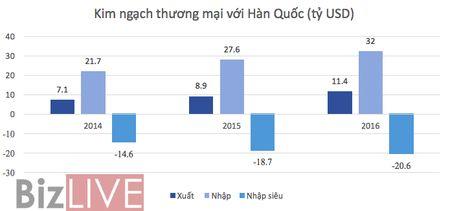 Viet Nam giam dan nhap sieu tu Trung Quoc - Anh 2