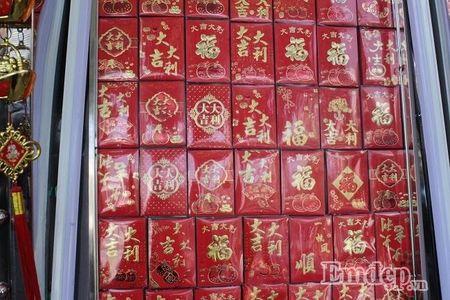 Ngay 22 thang Chap: Nguoi Sai Gon ron rang mua sam Tet tai cho tai loc Hai Thuong Lan Ong - Anh 11