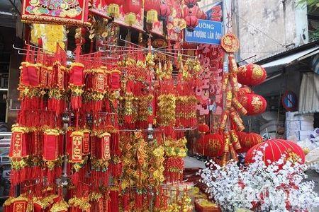 Ngay 22 thang Chap: Nguoi Sai Gon ron rang mua sam Tet tai cho tai loc Hai Thuong Lan Ong - Anh 13