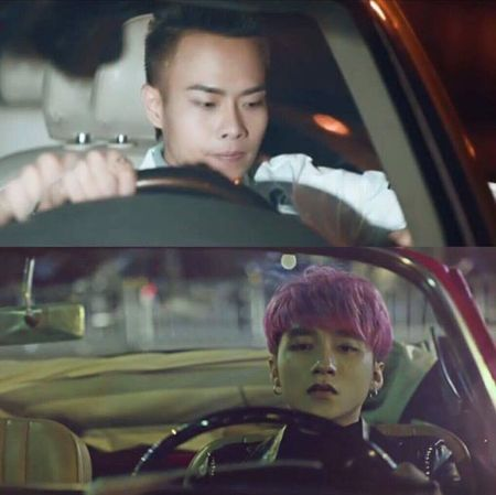 Nghi an MV 'Gia doi' cua Nam Khang dao canh quay cua M-TP Son Tung - Anh 1
