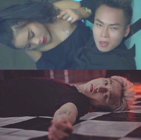 Nghi an MV 'Gia doi' cua Nam Khang dao canh quay cua M-TP Son Tung - Anh 2