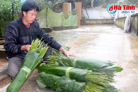 Lang la dong Vinh Phuc tat bat phuc vu Tet - Anh 4