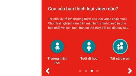 Ung dung mien phi giup loc cac noi dung 'ban' khi tre em xem video tren Youtube - Anh 2