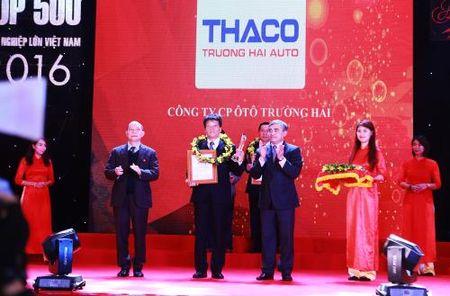 Thaco chinh thuc la doanh nghiep tu nhan lon nhat Viet Nam - Anh 1