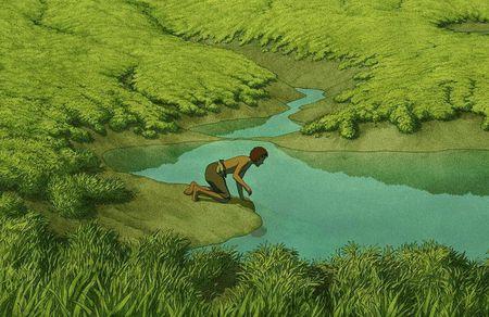 The Red Turtle: Studio Ghibli va hoi tho Tay phuong - Anh 1