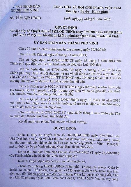 Nghich ly toa xu mot dang, chinh quyen 'quyet' mot neo: Xin y kien Bo TNMT - Anh 3