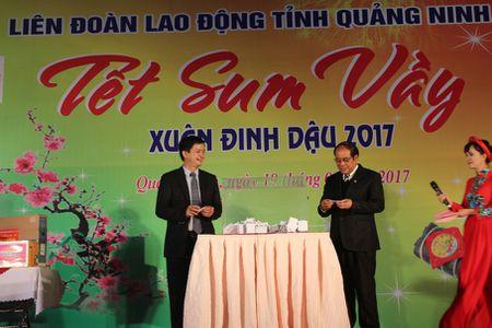 Am ap 'Tet Sum vay' cho cong nhan vung Mo - Anh 5
