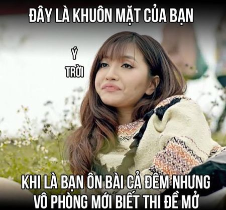 Cuoi te ghe voi loat anh che Bich Phuong trong MV 'Bao gio lay chong' - Anh 10
