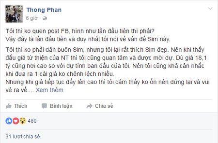 Dai gia Thong phan phao khi bi phia Ngoc Trinh chi trich tren truyen thong - Anh 2