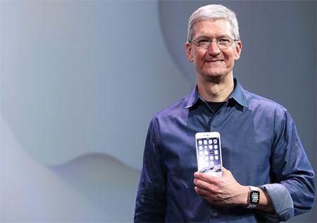 iPhone 2017 se co nhan dien khuon mat - Anh 1