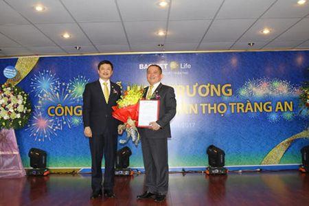 Bao Viet Nhan tho khai truong them cong ty thanh vien moi tai Ha Noi - Anh 2