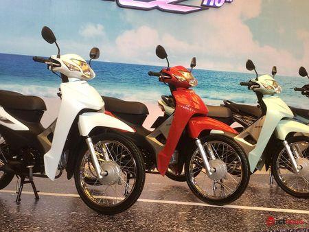 Hom nay chinh thuc ban Honda Wave Alpha 110 moi, doi gia nhe - Anh 1