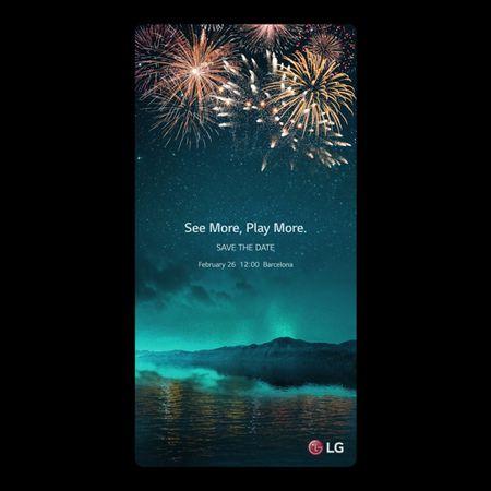 LG G6 voi man hinh 18:9 ra mat vao 26/2 - Anh 1